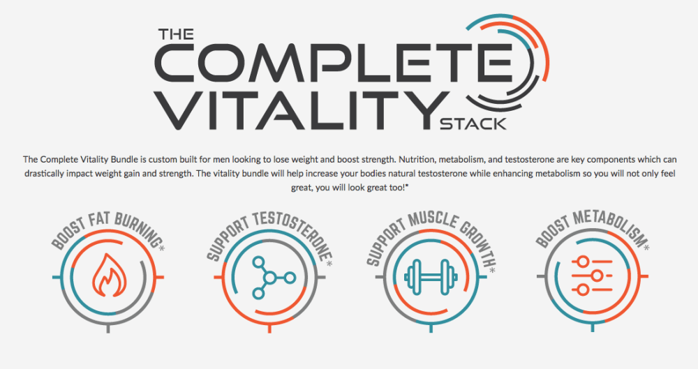 Complete Vitality Stack