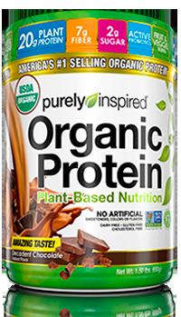 Organic Protein - Chocolate